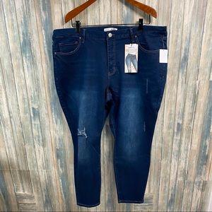 YMI Royalty Plus Jeans 22W New # S746